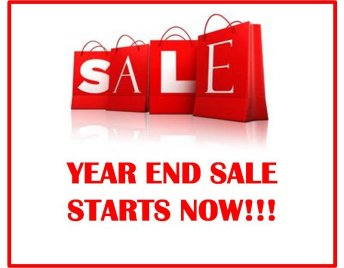 Year End Domain Name Sale